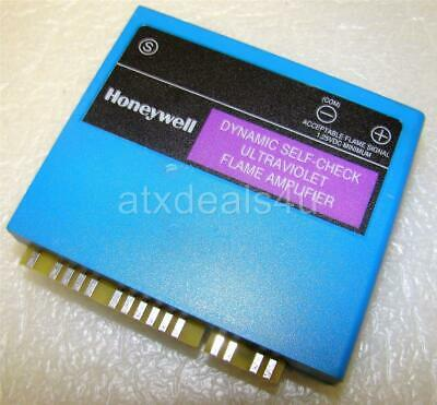 USED Honeywell R7847 A 1033 Flame Amplifier Module RevF