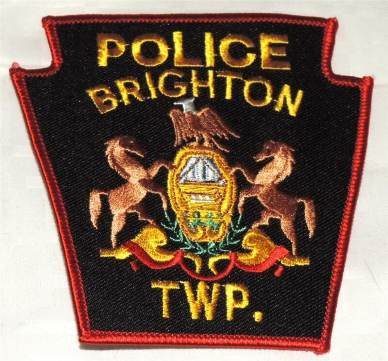 Brighton Pa TWP Police Patch