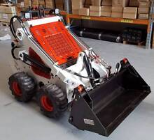 Mini Loader Skid Steer with 4 in 1 Bucket Eagle Farm Brisbane North East Preview