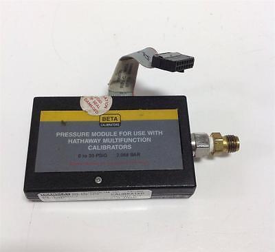 Transcat Beta Calibrator Pressure Module 5-ub8kh-7-1