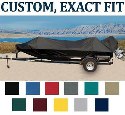 7OZ CUSTOM FIT BOAT COVER TRACKER NITRO Z19 SC W/ Z-PRO PACKAGE W/ TM 2017-2018