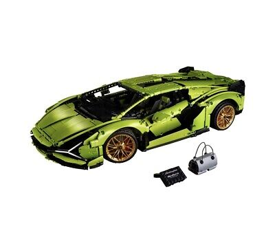 LEGO TECHNIC (42115) Lamborghini Sián FKP 37 BRAND NEW SEALED IN BOX! SOLD OUT!!