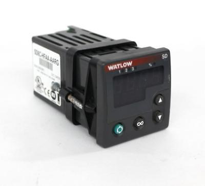 Watlow Sd6c-hfaa-aarg Pid Controller
