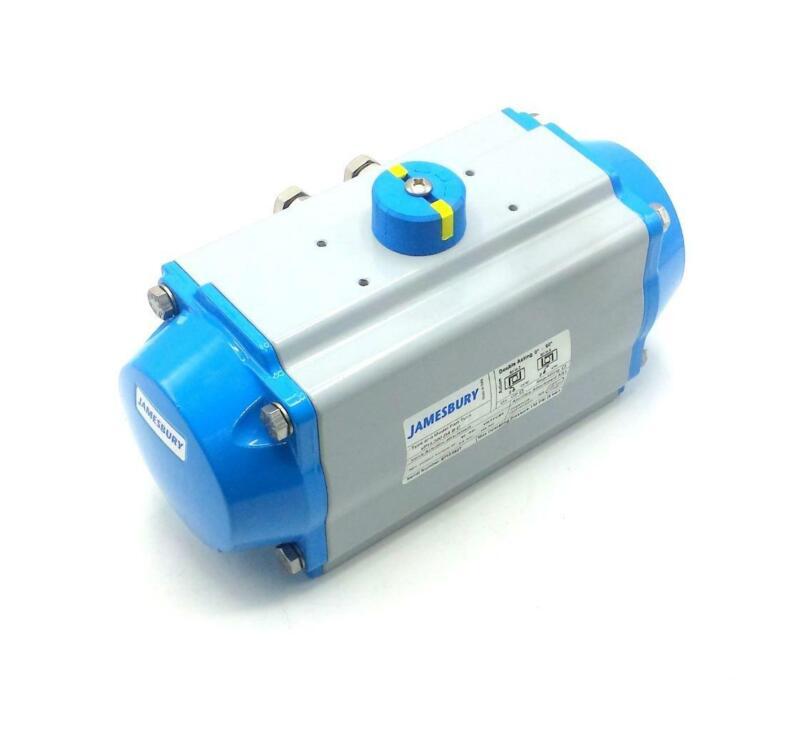 New Jamesbury  VPVL300  Pneumatic Actuator Valve 1/4 NPT