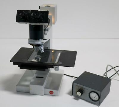 Leitz Wetzlar Reflected Light Microscope