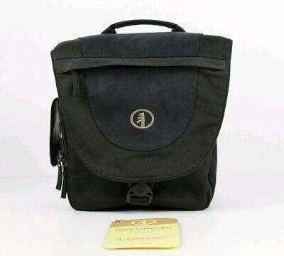 NEW Tamrac 3536 Express 6 Compact Messenger Camera Bag Black Foam Padded (Tamrac Foam)
