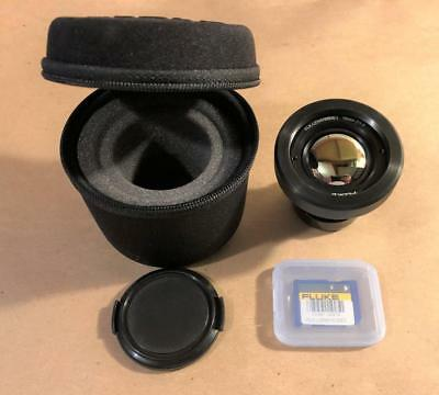 Fluke Wide Angle Lens Ti32 Thermal Imager Flk-lenswide Flk-lenstele1 Telephoto