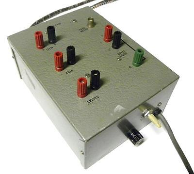 Custom Te2350 Ratio Transformer Test Fixture