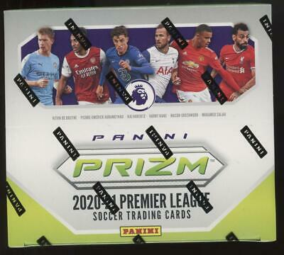 2020 Panini Prizm Soccer Factory Sealed Breakaway 18 Pack Box