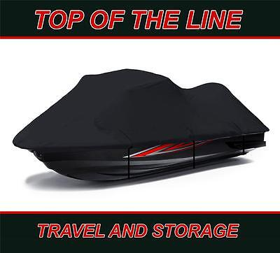 BLACK TOP OF THE LINE SeaDoo XP Bombardier 1997 2000-2002 Jet Ski PWC Cover