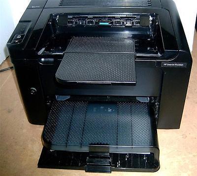 HP LaserJet Pro P1606DN Workgroup Laser Printer