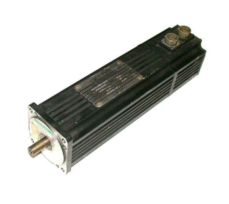Gettys  M433-FNN0-0201  Permanent Magnet Servo Motor