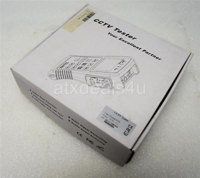 Cctv Tnsc Dc9v-12v Ptz Utp Rs485 2.5 Lcd Tester New Other