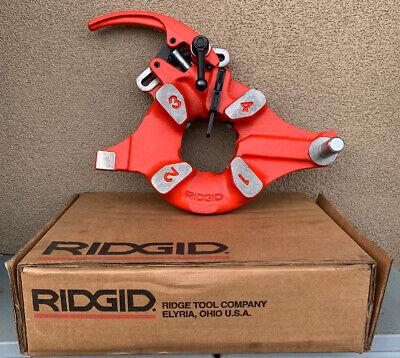 Brand New Ridgid 26132 711 Die Head For Rigid 1224 Pipe Threader 12-2
