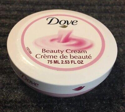 Dove Beauty Body Lotion (Dove Beauty Cream Nourishing Care Beauty Lotion Hand Body Lot 2.53 oz (1) )