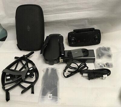 DJI Mavic Air Camera Drone w/ Detached- Onyx Black (MISSING BATTERY)