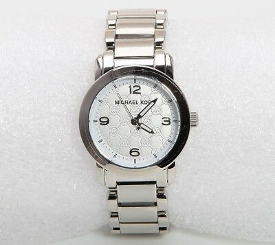 1f02826f69d7 Authentic MICHAEL KORS MK-3157 MK3157 Women s Quartz Watch 5 ATM Stainless  Steel