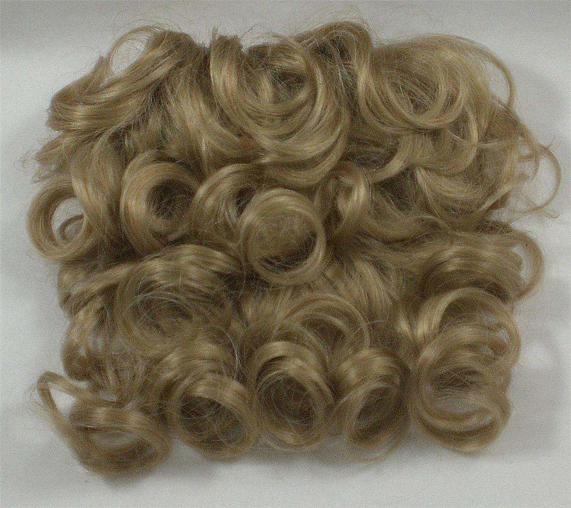 Afro Puff Human Hair Ponytail Clip Afro Kinky Curly