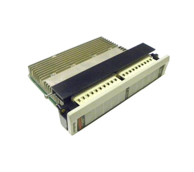 AEG MODICON    AS-B814-001   AC  RELAY OUTPUT MODULE 8-POINT