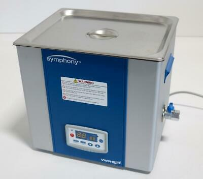 Vwr 97044-002 Symphony Ultrasonic Cleaner With Digital Timer And Heater