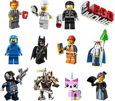 LEGO MOVIE 11 CHARACTERS Decal Movie WALL STICKER Home Decor Art Emmet Benny - Lego Decor