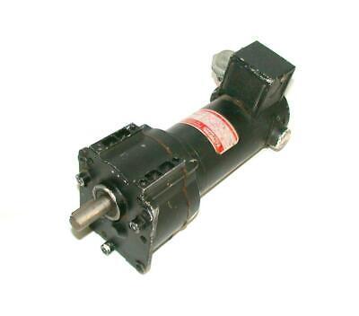 Dayton 4z129 Permanent Magnet Dc Gearmotor 18 Hp 90 Vdc