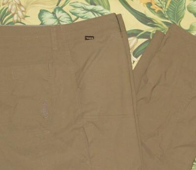 Mens 2017 KUHL Brown Stretch Hiking Pants 40 x 32