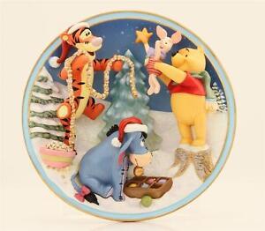 Winnie The Pooh Collector Plates  sc 1 st  eBay & Winnie The Pooh Plates | eBay