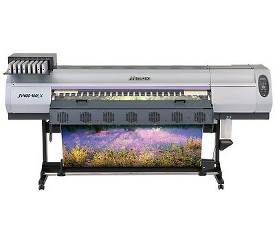 Mimaki Jv400-160 Lx Latex Printer