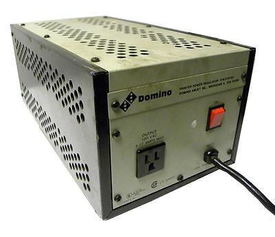 Domino Printer Power Regulator 120 Vac 4.17 A Output Model 0791145