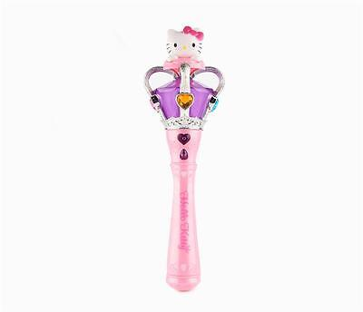 SANRIO Hello Kitty Musical Scepter: Princess ( New ) Licensed](Hello Kitty Wand)