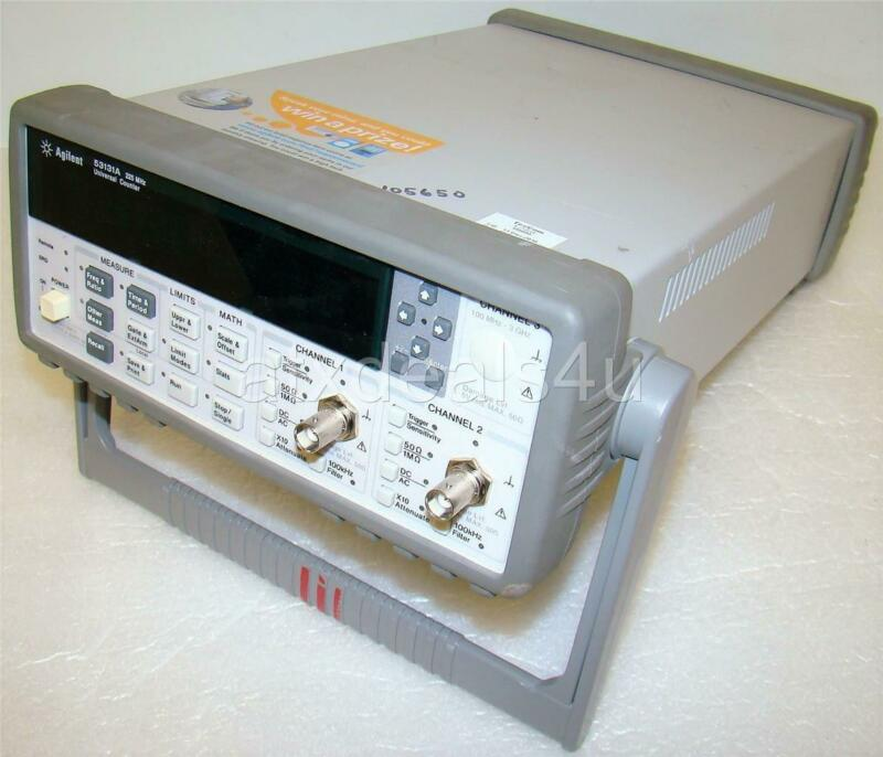 Agilent 53131A 225MHz Universal Frequency Counter A
