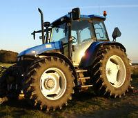 Farm labourer available for farm work