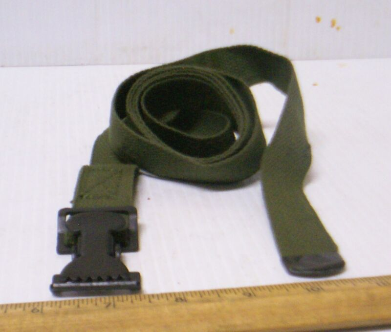 DRS Sustainment Systems - Webbing Strap with Metal Buckle - P/N: 8793P-3 (NOS)