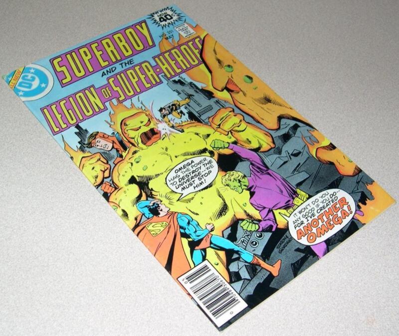 Superboy #251 (DC Comics, 1979)   Very Fine- (7.5)