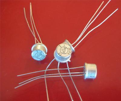Rca 2n414 Pnp Germanium Transistor Qty 3  New