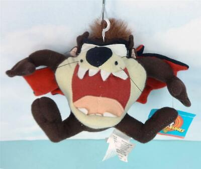 Looney Tunes TAZ as a Halloween VAMPIRE Mini Plush - Taz Halloween