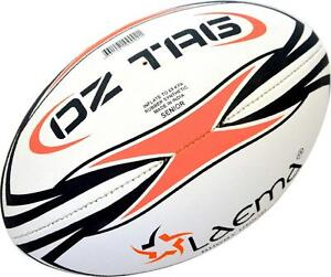 OzTag-Senior-Junior-Match-Ball-Ultra-Raised-Pin-Grip-4PLY-Rugby-Union-Touch-Ball