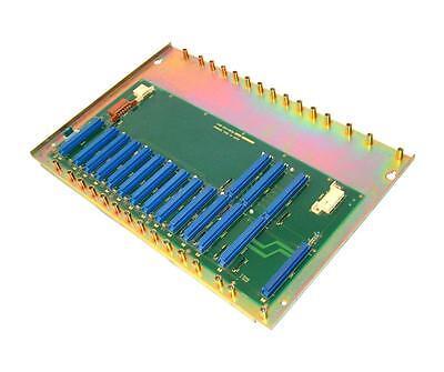 Ge Fanuc Master Control Backplane Circuit Board Model A20b-1002-086003b