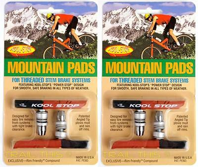 KOOL STOP KS FORMULA MEGA//THE ONE ORGANIC KS-D330 MOUNTAIN BIKE DISC BRAKE PADS