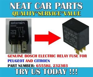 ELECTRIC-RELAY-FOR-PEUGEOT-106-206-207-306-308-406-407-607-807-6555HJ-232303