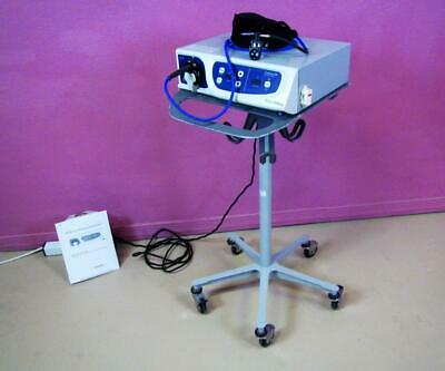Welch Allyn 90200 Proxenon 350 Watt Surgical Headlight W Bfw Headset Stand