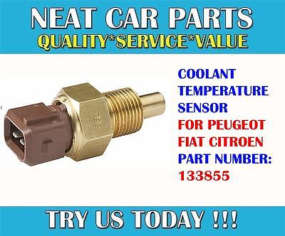 COOLANT TEMPERATURE SENSOR SWITCH FOR PEUGEOT 106 306 405 406 605 806 133855