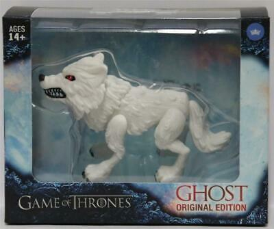 Loyal Subjects Game of Thrones Ghost Dire Wolf Action Vinyl Figure (Ghost Action Figure)