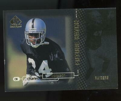 1998 SP Authentic #23 Charles Woodson 1910/2000 RC Rookie