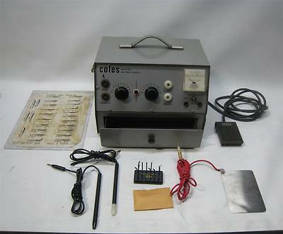 Coles Radiosurg Electronic Scalpel Iv Medical Dental Electrosurgical Radiosurgry