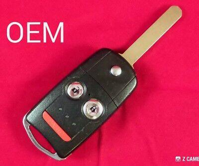 OEM Acura RDX Remote Flip Key 3B N5F0602A1A Driver 1