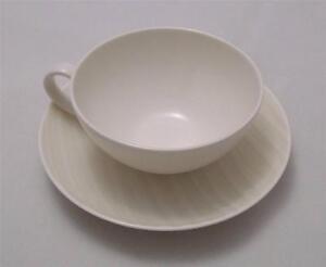 villeroy and boch dune lines new tea cup and saucer ebay. Black Bedroom Furniture Sets. Home Design Ideas