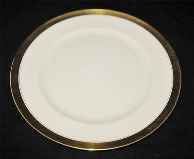 Lenox 86 1/2, Wide Gold Band & Thin Line, Frederick Keers, Salad Plate, 8 3/8