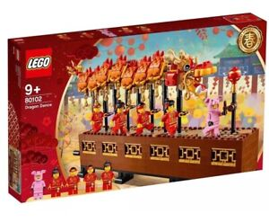 Lego 80102 Dragon Dance - BRAND NEW